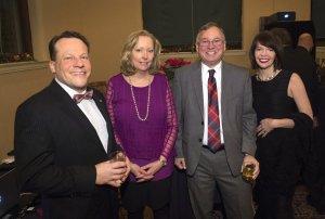 Dan Virzi, Sue Ellen Stuebing, Lee Weinel and Alison Bushman