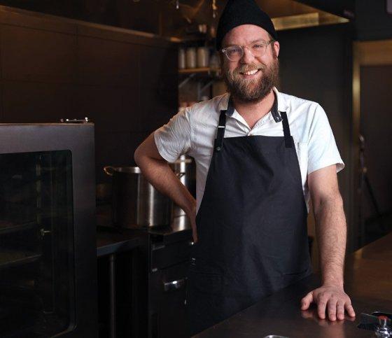 Ryan Santos, chef/owner of Please