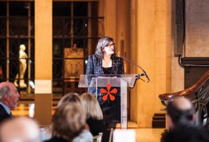 Ainsley Cameron, CAM curator of South Asian art, Islamic art and antiquities