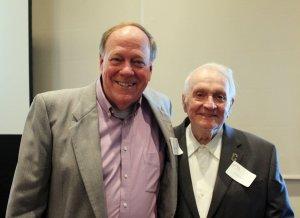 Children Inc. CEO Rick Hulefeld and Oakley Farris