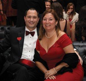 Dr. Brett Kissela and Lorie Kissela