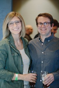 Starfire board member Diana Link Moore and Holden Moore