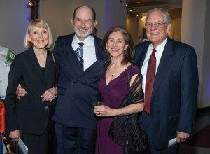 Carol Sparks, Ken Strunk, Ann Strunk and Harry Sparks