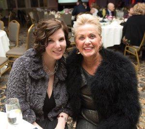 Molly Webber and Nancy Schott