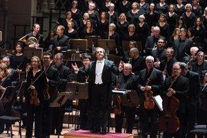 Juanjo Mena's debut as principal conductor
