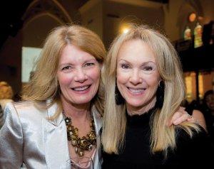 Sharon Frisbie and Jan Steinman