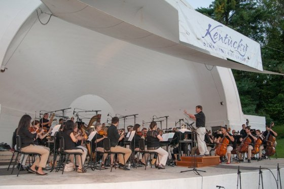 Kentucky Symphony at Devou Park