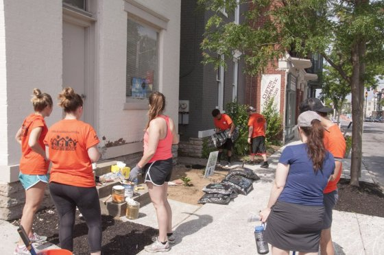 Rock the Block for Habitat for Humanity in 2017