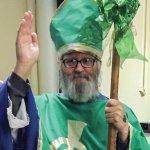 St. Patrick himself (aka Phil Thompson)