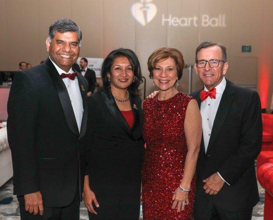 AHA Heart Ball 2019