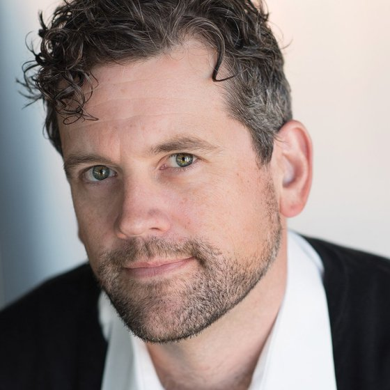 """Andrew Wilkowske, Figaro in """"The Marriage of Figaro"""""""