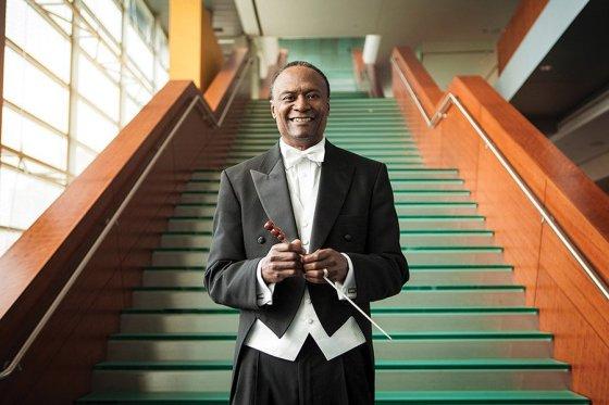 "Thomas Wilkins will conduct the Cincinnati Symphony Orchestra's ""American Life"" program."