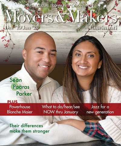Movers & Makers cover December 2019