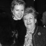 Victoria Morgan and Blanche Maier in the late 1990s