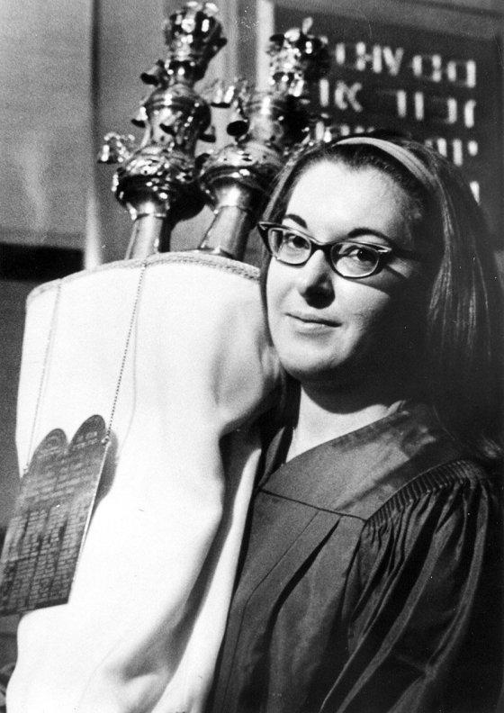 Rabbi Sally Priesand