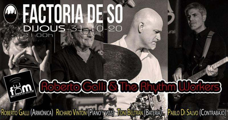 Roberto Galli & The Rhythm Workers