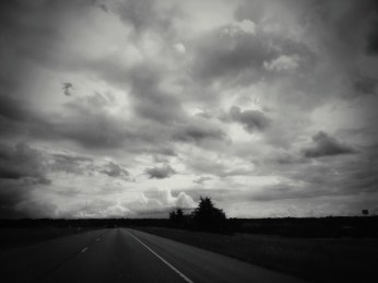 Listening to Hank III on the Road to Tennessee