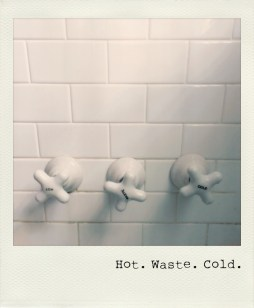 Hot. Waste. Cold.