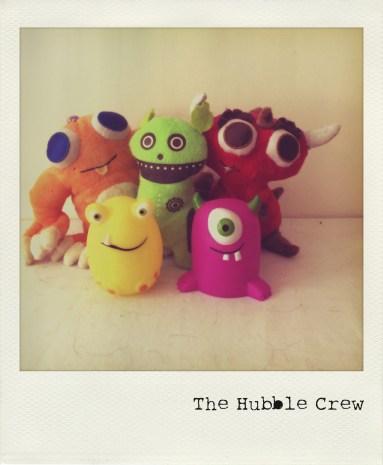 The Hubble Crew
