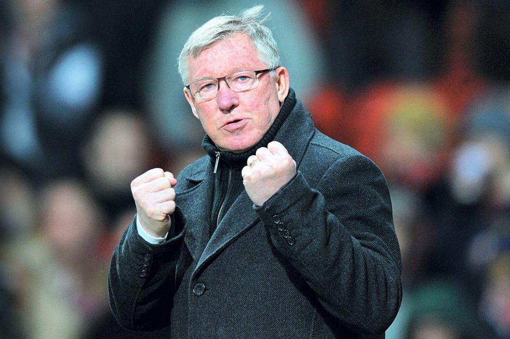 Sir Alexander Chapman Ferguson uwatoje kandi akaba ari n'umujyanama mu ikipe ya Manchester united.