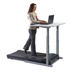 أجهزة المشي المكتبية