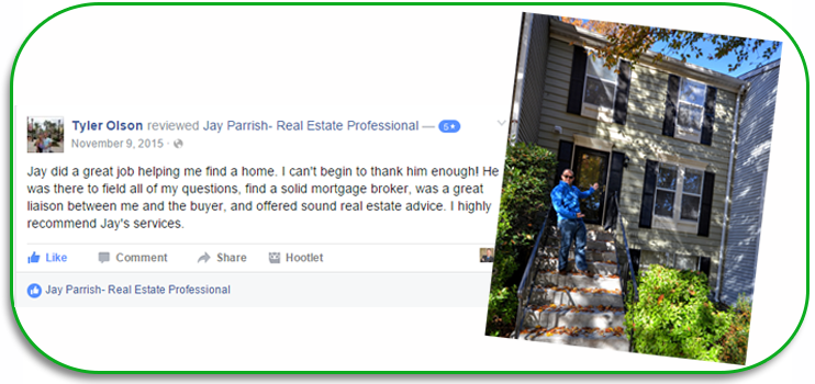 jay parrish, review, testimonial, satisfied, client