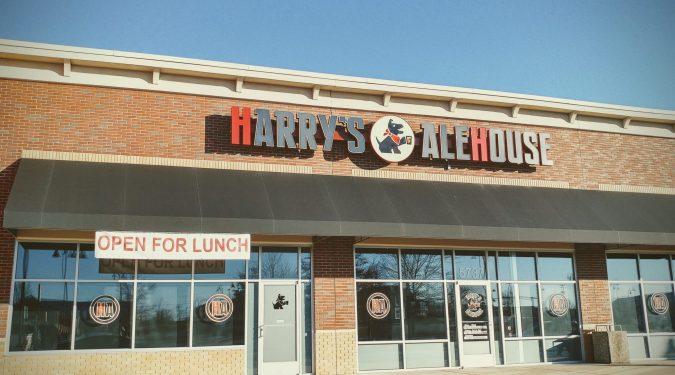 harrys alehouse, local, restaurants