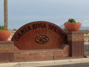 HOA Fees for Santa Rosa Springs in Maricopa AZ