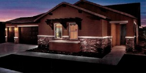 Quick Move-ins KB Home in Homestead in Maricopa AZ