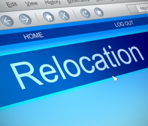 Relocation information concept.