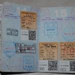 taiwan travel passport