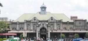 Hsinchu Train Station Taiwan