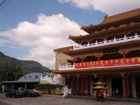 Maokong-Gondola-Temple