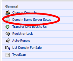 Namecheap Name Server Setup