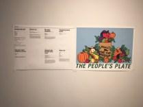 Otabenga Jones & Associates - How Food Moves - Rowan University Art Gallery