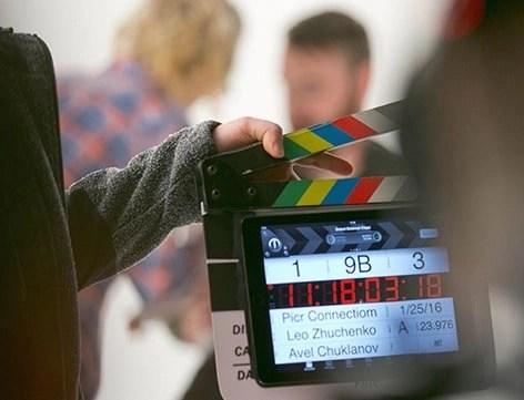 professionele bedrijfsvideo productie