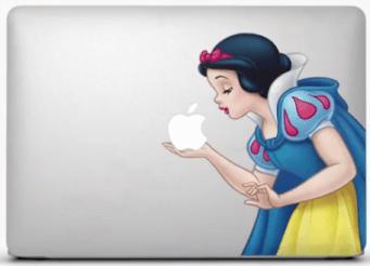 MacBook Air Blanca Nieves