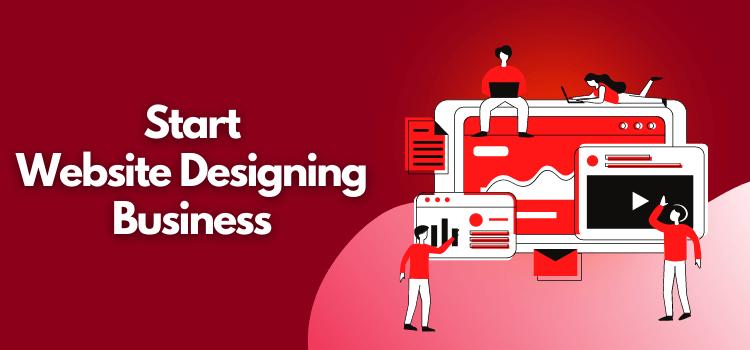 starting web development and design business