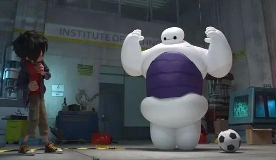 Big Hero 6 Trailer Birth Of A Hiro Movie Fanatic