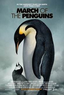 March Of Penguins - Top 5 Science Movies