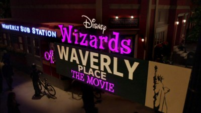 Wizards of Waverly Place: The Movie (2009)