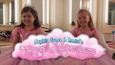 Sophia Grace & Rosie's Royal Adventure (2014)
