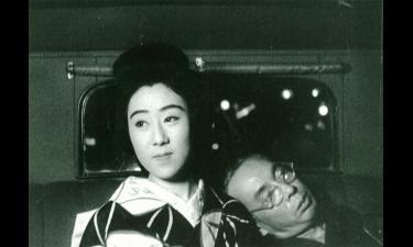 溝口監督「祇園の姉妹」の一場面