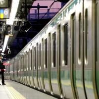 【埼京線の特急ホーム入線】E233系川越車ハエ126編成10両 埼京線試運転(大宮運輸区ハンドル訓練)