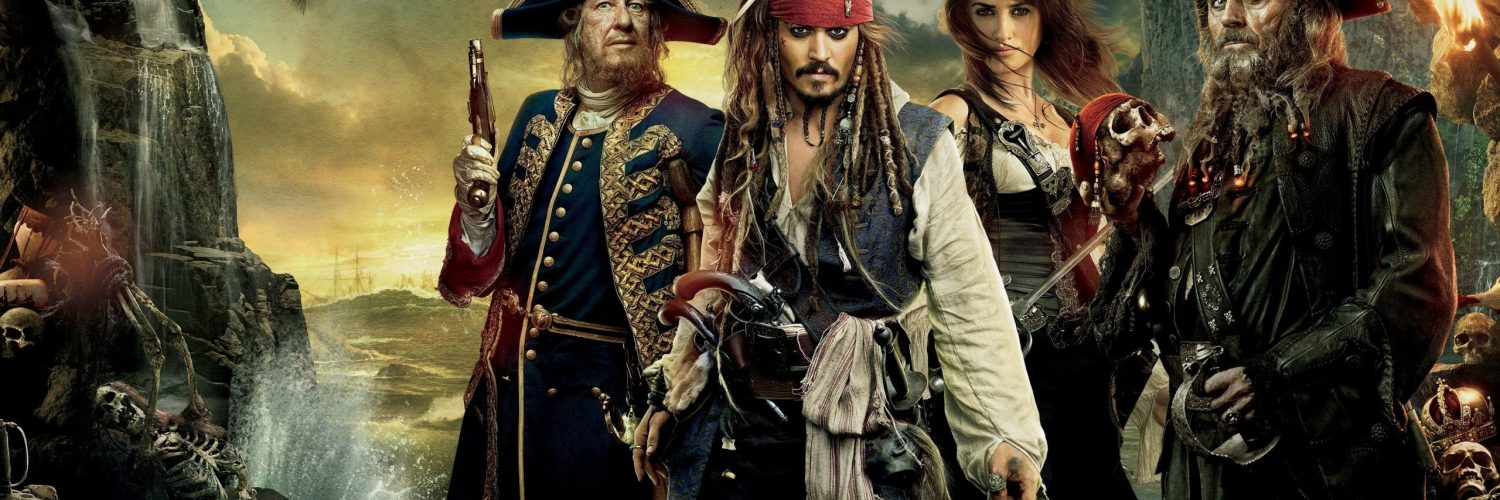 Pirates Of The Caribbean On Stranger Tides 2011 Movie A Day Challenge