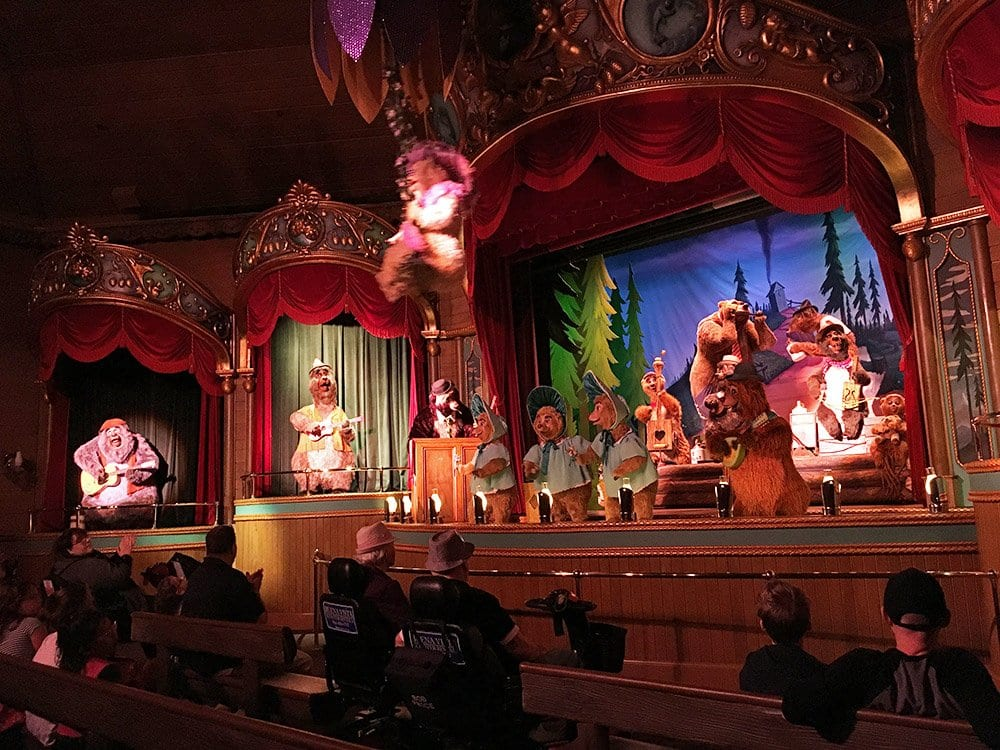 Disney Country Bears