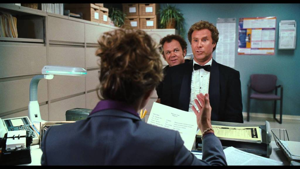 Step Brothers John C. Reilly Will Ferrell