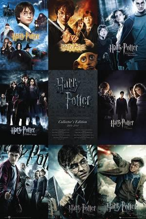 Harry Potter - Road Trip Movie List