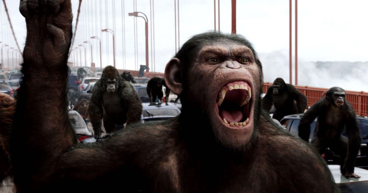 Rise of the Plane of the Apes