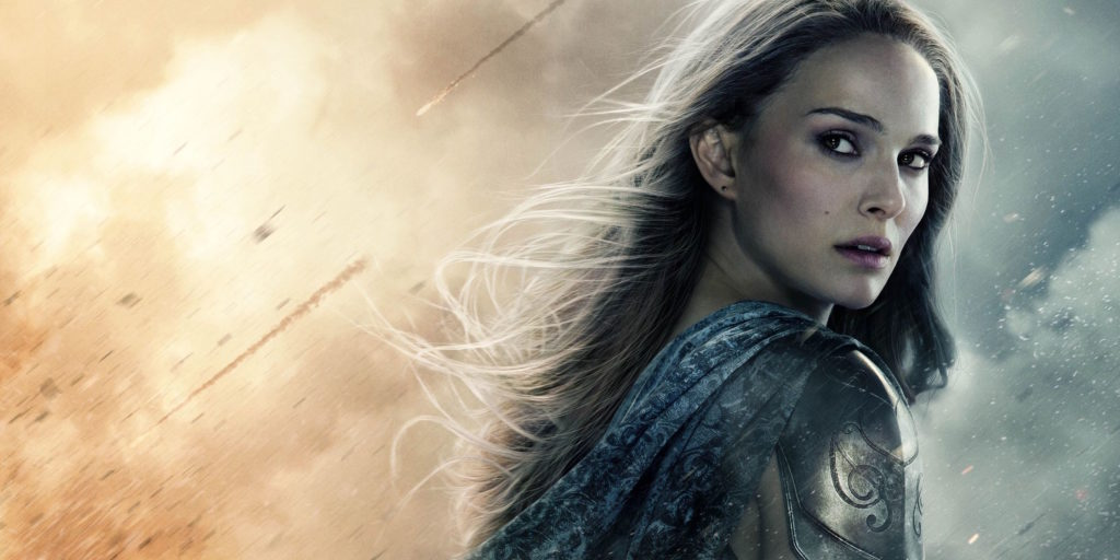Natalie Portman plays Jane Foster in the Thor movies. Reach our full Avengers: Infinity War recap for more!